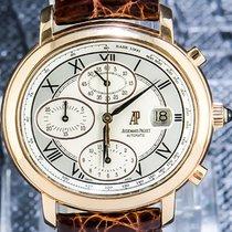 Audemars Piguet Chronograaf 41mm Automatisch tweedehands Millenary Chronograph Zilver