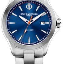 Baume & Mercier Clifton Steel 42mm Blue