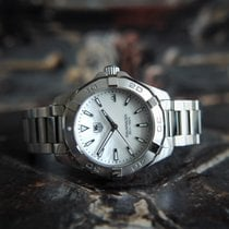 TAG Heuer Aquaracer Lady Steel 32mm Mother of pearl No numerals United Kingdom, Whitby- North Yorkshire