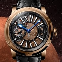 Louis Moinet Metropolis Steel 43,2mm