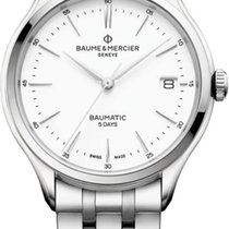 Baume & Mercier Clifton MOA10400 2019 new