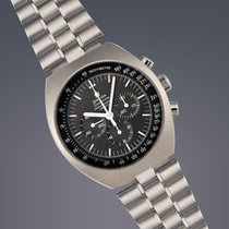 Omega Speedmaster Mark II Steel 40mm Black United Kingdom, London