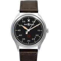 Bell & Ross BRV192-MIL-ST/SCA Vintage new United States of America, California, San Mateo