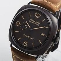 Panerai Radiomir Black Seal 3 Days Automatic Ceramic 45mm Brown Arabic numerals