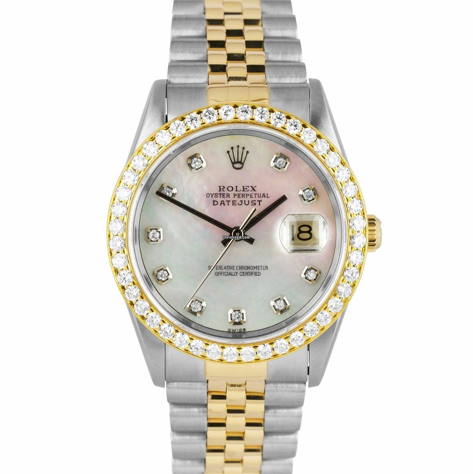 5971f539b08 Rolex 16233 | Rolex Reference Ref ID 16233 Watch at Chrono24
