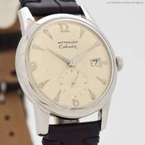 Wittnauer Steel 34mm Manual winding pre-owned United States of America, California, Beverly Hills