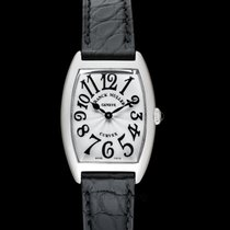 Franck Muller Women's watch Cintrée Curvex new Watch with original box and original papers