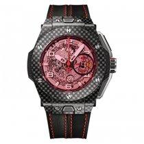 Hublot Big Bang Ferrari 401.QX.0123.VR Good Carbon 45mm Automatic UAE, DUBAI (By Appointment 10am-10pm)