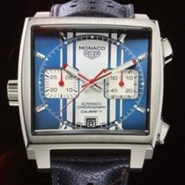 TAG Heuer Monaco Calibre 11 CAW211D.FC6300 2013 pre-owned