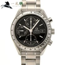 Omega Speedmaster Date Steel 38mm Black