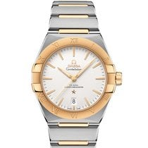 Omega 131.20.39.20.02.002 Gold/Steel Constellation 29mm new United States of America, Florida, Miami
