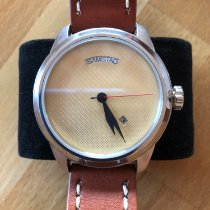 Askania pre-owned Automatic 43mm Brown Sapphire crystal 10 ATM