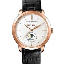 Girard Perregaux 49535-52-151-bk6a Rose gold 1966 40mm pre-owned