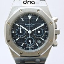 Audemars Piguet 25860ST.OO.1110ST.03 Steel 2006 Royal Oak Chronograph 39mm pre-owned