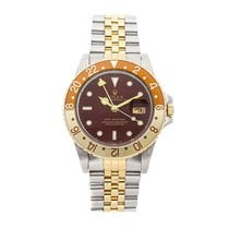 Rolex 16753 Steel GMT-Master 40mm pre-owned United States of America, Pennsylvania, Bala Cynwyd