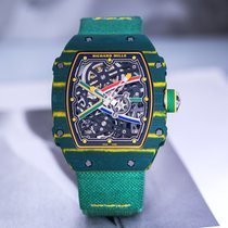 Richard Mille RM 67 理查德米尔 67-02 2018 pre-owned