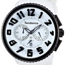 Tendence Steel 50mm Quartz new