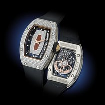 Richard Mille White gold 31mm Automatic RM-07 AN/WG/029 United States of America, New York, New York