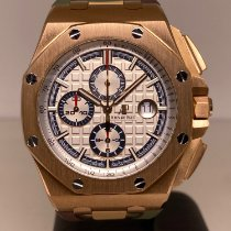 Audemars Piguet Royal Oak Offshore Chronograph 26408OR.OO.A010CA.01 Sin usar Oro rosa 44mm Automático