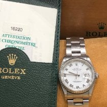 Rolex Datejust 16220 2001 occasion