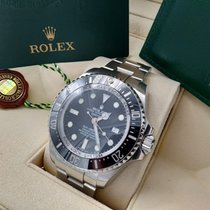 Rolex Sea-Dweller Deepsea 116660 Meget god Stål 44mm Automatisk