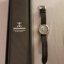 Werenbach Steel 40mm Automatic pre-owned