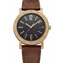 Bulgari Bulgari Bronze 41mm Preto