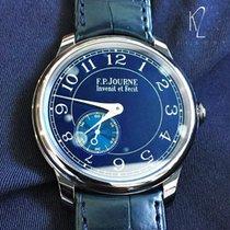 F.P.Journe Souveraine - Chronomètre Bleu