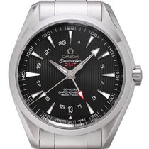 Omega Seamaster Aqua Terra Co-Axial GMT 231.10.43.22.01.001
