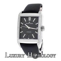Maurice Lacroix New Unisex PT6247 Pontos Rectangulaire Diamond...