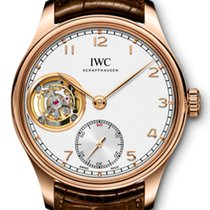 IWC Portuguese Tourbillon Rose gold 44mm