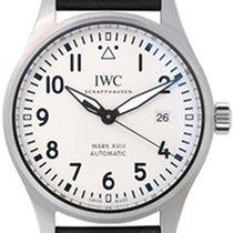 IWC Pilot´s Watch Mark XVIII  deutsche Papiere inkl MWST