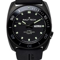 Ralf Tech Steel 43,8mm Quartz 1002 new