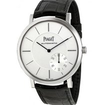 Piaget G0A35130 Altiplano Round in White Gold - on Black...