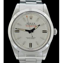 Rolex Milgauss Vintage -Silber- Ref. 1019 -Baujahr 1968-  AAW