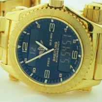 Breitling Emergency Professional 18K Solid Gold