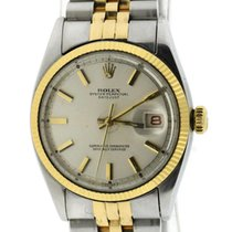 Rolex Oyster Perpetual Datejust Bubble Back