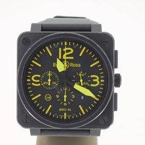 Bell & Ross BR 01-94 Chronographe Aviator Yellow LIMITED...