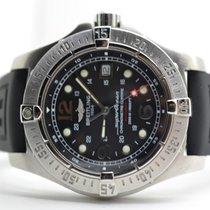 Breitling Superocean Steelfish Kautschuk A17390