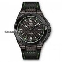 IWC Ingenieur Automatic Carbon 46mm Black Arabic numerals United States of America, New York, NEW YORK