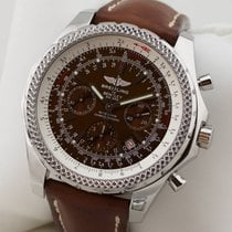 replica steel y britling white watch stainless bentley breitling