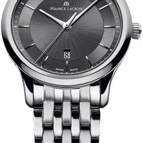 Maurice Lacroix Les Classiques Date Steel 38mm Grey United States of America, New York, Airmont