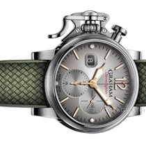 Graham Chronofighter 2CVDS.S02A.K138S 2020 new