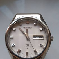 Seiko 36mm Automatic 1975 pre-owned White