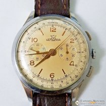 Lemania Chronograph Manual winding pre-owned