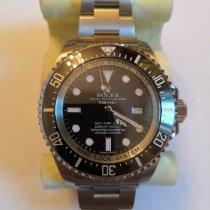 Rolex Sea-Dweller Deepsea Сталь 44mm Черный Без цифр Россия, Московская область