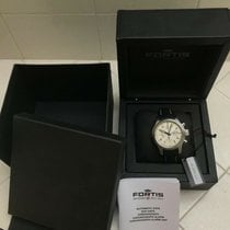 Fortis new Automatic Small Seconds Luminescent Hands 42mm Steel Sapphire Glass