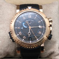 Breguet Or rose Remontage automatique 45mm 2010 Marine