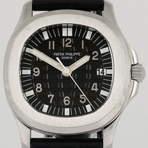 Patek Philippe 5064A-001 Steel 2005 Aquanaut pre-owned