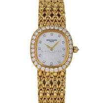Patek Philippe Golden Ellipse Yellow gold 23mm Mother of pearl United States of America, Maryland, Baltimore, MD